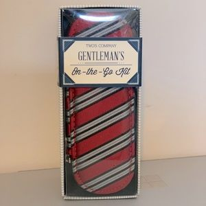 Gentleman's On The Go Kit by Twos Company New